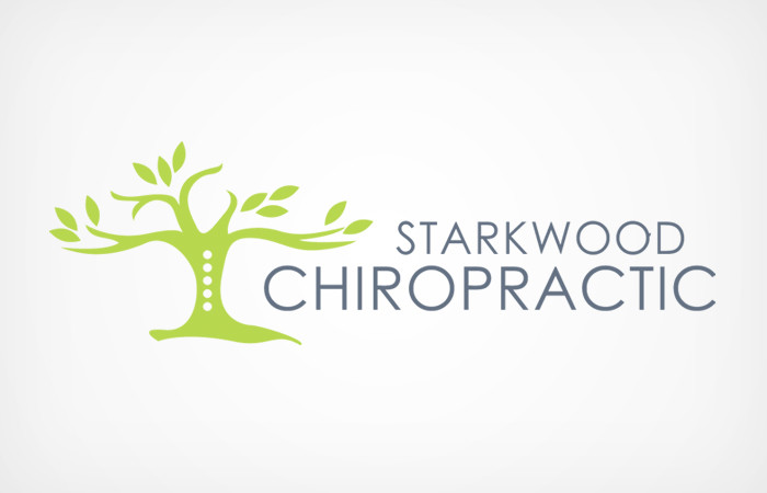 Starkwood Chiropractic Logos & Style Guide