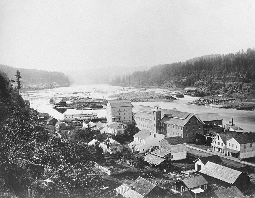 Oregon in the past, History of Oregon