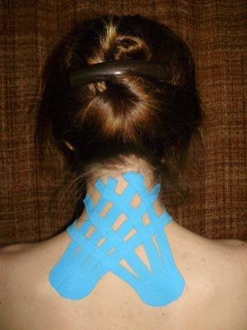 Kinesiology Taping Portland, Oregon