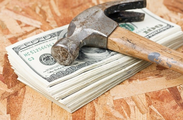 Home Improvement Costs are a Top 10 Cause of Stress