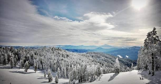 Top 3 Places to go Skiing in Oregon