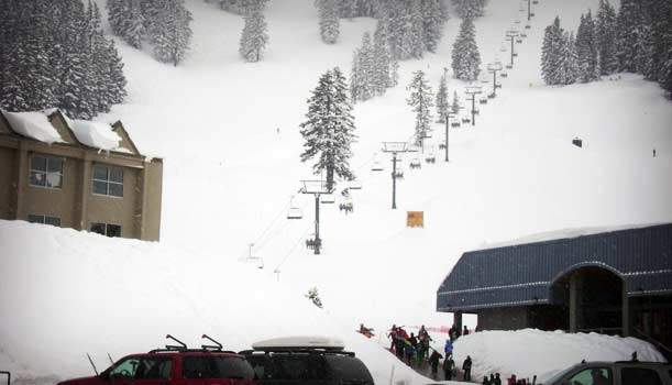 Mt Bachelor Snowboarding Oregon