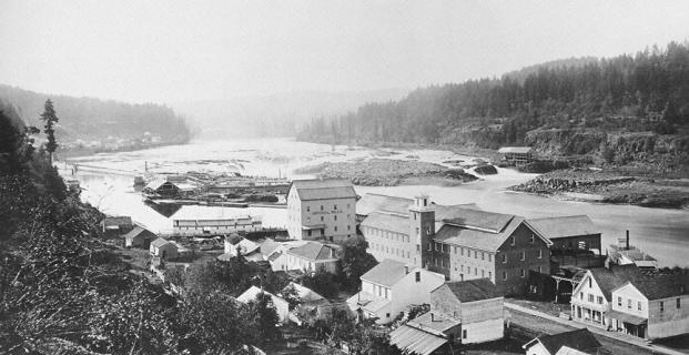 A (Very) Brief History Of Portland, Oregon